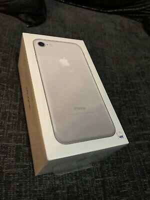 BRAND NEW SEALED SILVER IPHONE 7 32GB - UNLOCKED - SIM FREE.