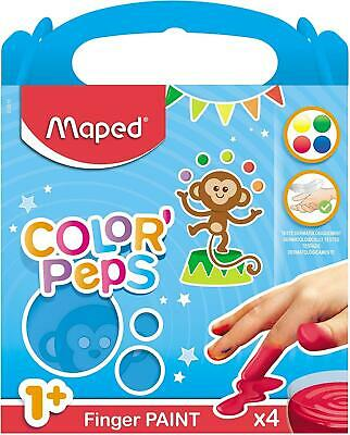 Maped Color'Peps My First Finger Paints (Age 1+)