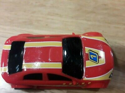Micro Scalextric Rally Car No.1 - Used -