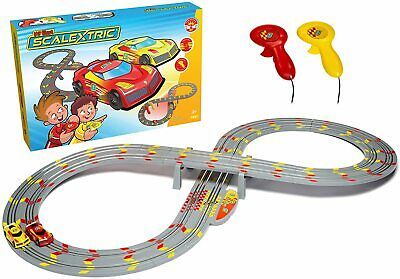 My First Scalextric G Mains Powered Race Set - Analogue
