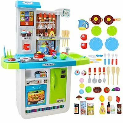 My Little Chef Kitchen Playset Pretend Cooking Role Play