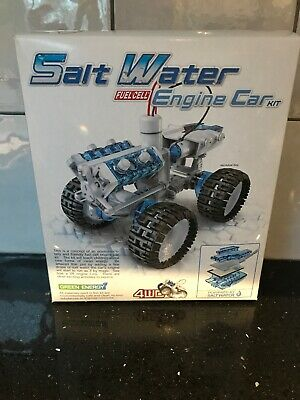 Salt Water Engine 4x4 Car Kit Educational Toy