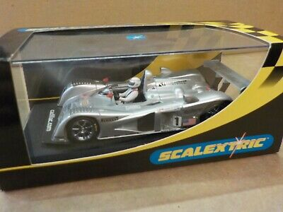 Scalextric C Cadillac LMP, GM Racing No 1, Boxed, Used