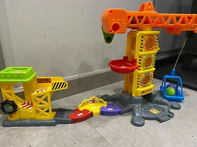 VTech  Baby Toot-toot Drivers Construction Crane