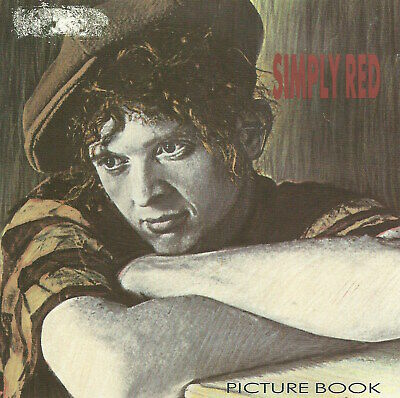 ID293z - Simply Red - Picture Book -  - CD -