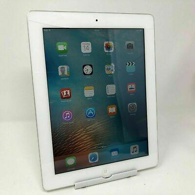 Apple iPad 2 16GB, Wi-Fi, 9.7in (White) Small crack