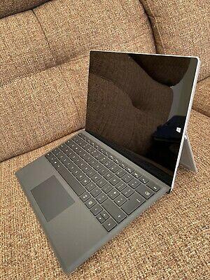 Microsoft Surface Pro GB, Wi-Fi, 12in - Silver