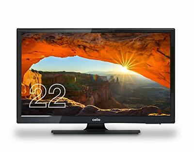 """Cello CS 22"""" inch Full HD LED TV with Freeview T2 HD,"""