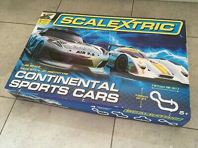 SCALEXTRIC 1:32 Scale track & cars Box Set