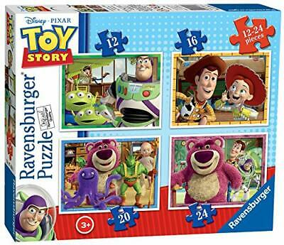 Ravensburger Disney Toy Story - 4 in Box (