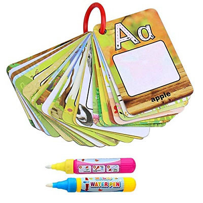 BBLIKE 26 Letters Water Colouring Doodle Board- 2 Magic