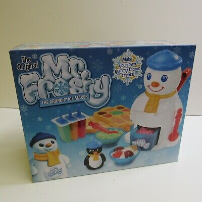 Mr Frosty - The Crunchy Ice Maker Make Your Own Frozen Ice