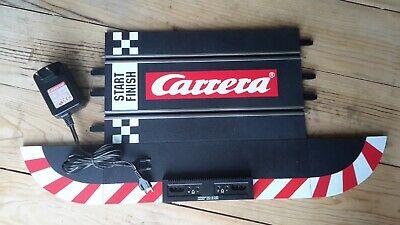 CARRERA 132 Evolution Rail de Départ  + Alim 14,8 V 2
