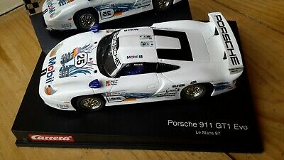 Carrera Evolution  Porsche 911 GT1 Evo Lemans 97