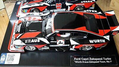Carrera ExclusiV 124 Ford Capri Turbo Team Würth Kraus