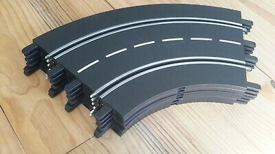 Lot de 10 Rails Carrera  Evolution digital 10