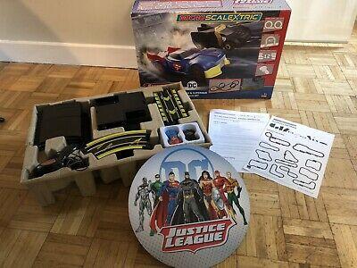 Micro Scalextric Justice League Batman vs Superman Mains