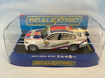 "Scalextric BMW 320SI ""Forster"" BTCC- C - DPR - Lights"