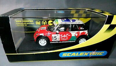 Scalextric C Mini Cooper John Cooper Challenge No15