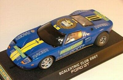 Scalextric Ford GT C Club Car  BNIB