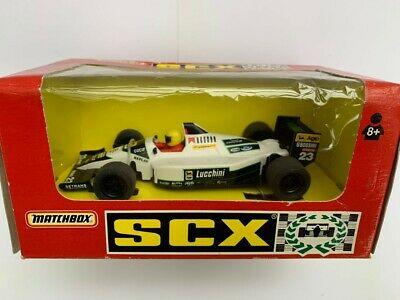 Scalextric SCX Minardi F1 car (no.) mint & boxed