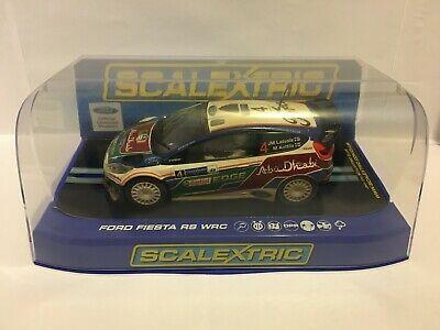 C Scalextric Ford Fiesta RS WRC, Abu Dhabi, Latvala /