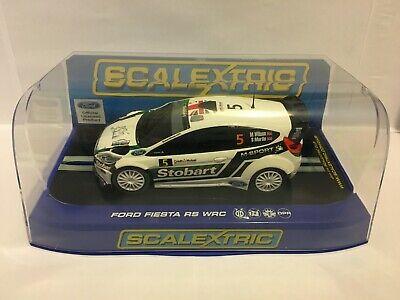 C Scalextric Ford Fiesta RS WRC, Eddie Stobart, No.5