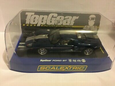 C Scalextric Ford GT Top Gear