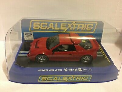 C Scalextric Ford RS200 Collector Centre