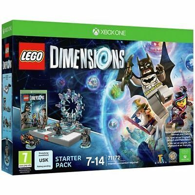 LEGO Dimensions: Starter Pack (Microsoft Xbox One, )