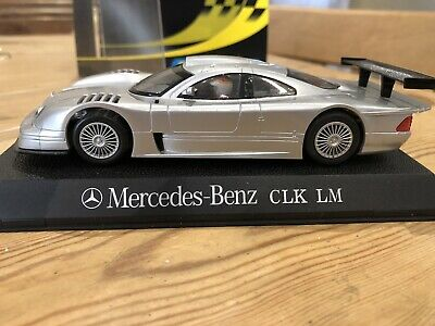 SCALEXTRIC C MERCEDES CLK LM IN REASONABLE CONDITION