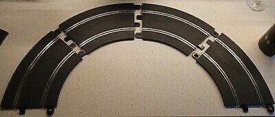 Scalextric Sport Track Radius 2 Curve C x4. (45 degrees