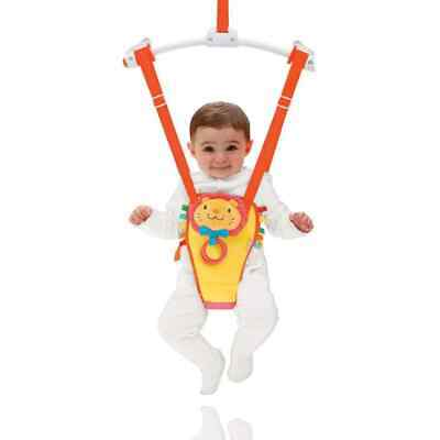 Munchkin Bouncer Adjustable Baby Bounce and Play Baby Padded