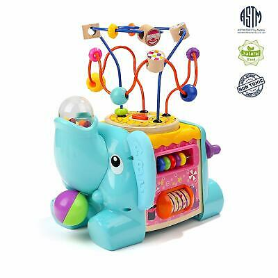 Top Bright Activity Cube Baby Toy for 1 Year Old Boy and