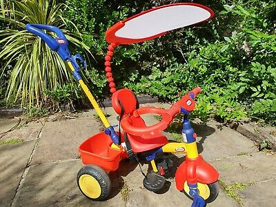 Little Tikes 4 in 1 Baby/Toddler Outdoor Trike - Multicolor