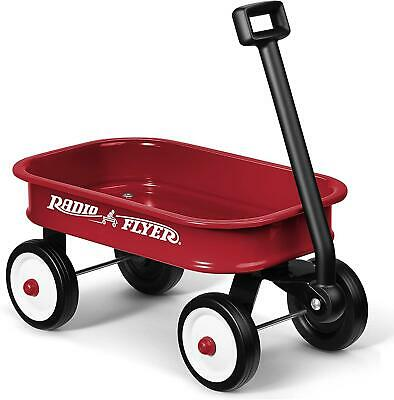 Radio Flyer W5 Little Red Wagon-Small Toddler Toy, S