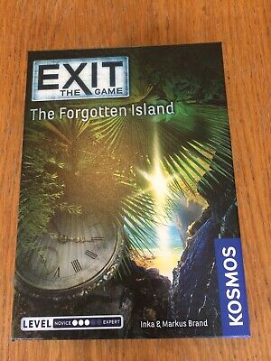 EXIT The Game Series: The Forgotten Island - Escape Room