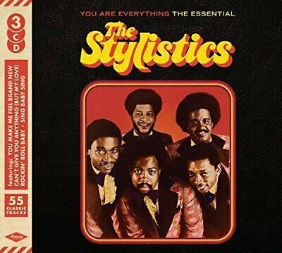 STYLISTICS - You Are Everything - Essential (3 CD) - The