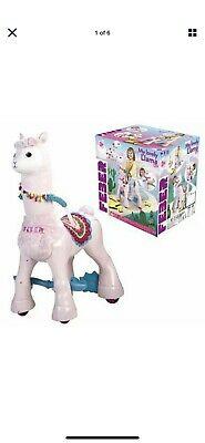Brand New My Lovely Llama 12V Ride on Toy.