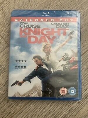 Knight And Day (Blu-ray, ) New And Sealed