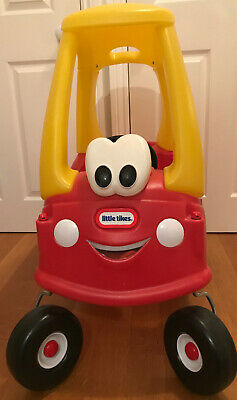 Little Tikes Cozy Coupe Children's ride in/ ride on toy car,