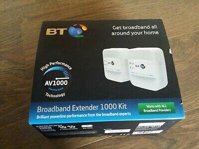 BT Broadband Extender  Kit - Brand New AV