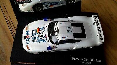 Carrera Evolution 132 Porsche 911 GT1 Mobil Le Mans