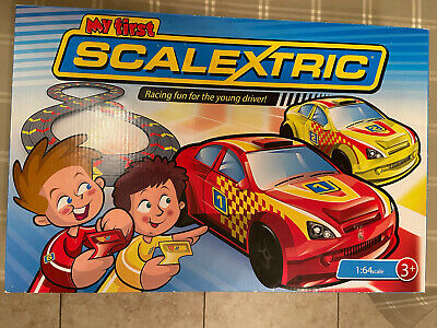Scalextric My First Scalextric Set - G