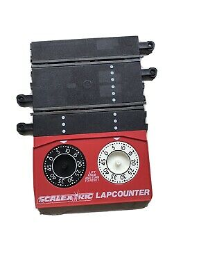 Vintage Scalextric Lap Counter C277 Boxed