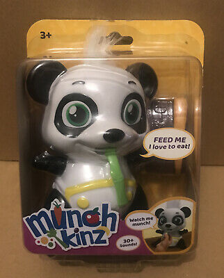 Munchkinz Chewy The Panda Interactive Toy Brand New