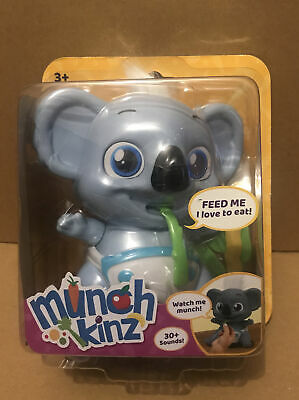 Munchkinz Kiki the Koala Interactive Toy Brand New