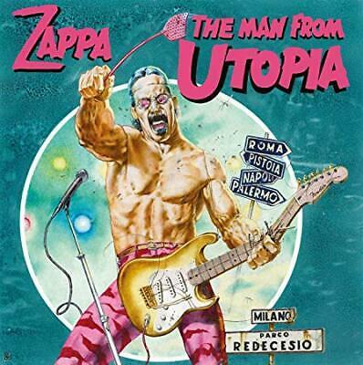 IDz - Frank Zappa - The Man From Utopia -  - CD