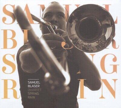 Samuel Blaser Quartet - Spring Rain