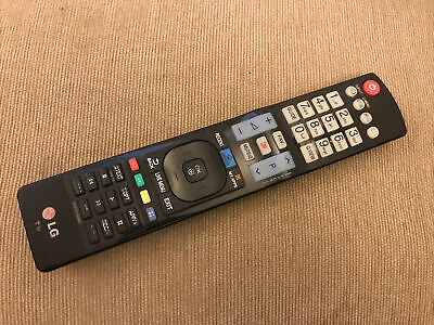 Genuine Remote Control AKB TV LG 3D Smart TV